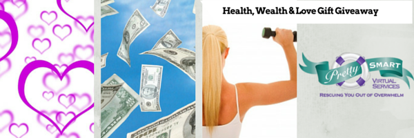 Health, Wealth & Love Giveaway
