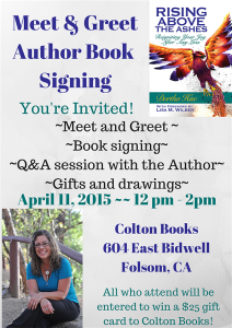 NL_Meet & GreetAuthor BookSigning